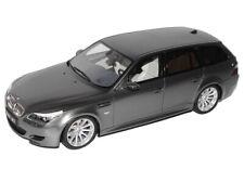 BMW 5er M5 E61 Touring Grau 2003-2010 Nr 189 1/18 Otto Modell Auto mit oder ohne