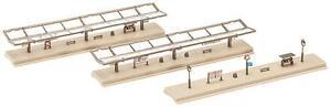 282718 Faller Z Kit of 3 Platforms - NEW