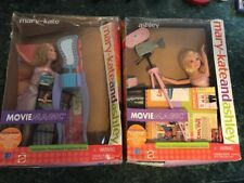 MARY-KATE & ASHLEY OLSEN Doll set ~ So Little Time ~ Mattel 2001 w/ ORIGINAL BOX