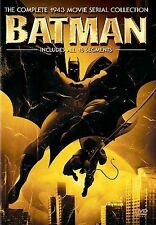 BATMAN: The Complete 1943 Serial Collection (DVD, 2005, 2-Discs) SHIPS NEXT DAY
