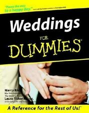 Weddings For Dummies (For Dummies (Lifestyles Paperback))