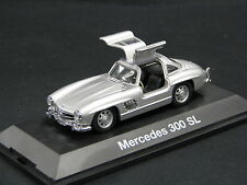 Schuco Mercedes-Benz 300 SL 1:43 Silver (JS)