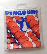 Ancien SACHET publicitaire : Laines PINGOUIN - Grand format
