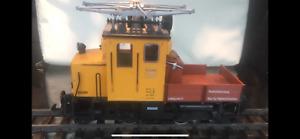 LGB Diesel Loco model railway train trains