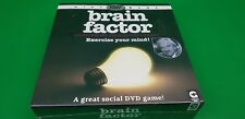 Brain Factor Mind Game Hosted By Des Lynam DVD inc