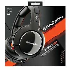 SteelSeries Siberia 800 Wireless Gaming Headset w Dolby 7.1 Surround Sound 61302