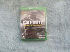 Call of Duty: Infinite Warfare (Microsoft Xbox One, 2016) New Factory Sealed