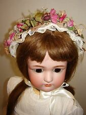 """BIG 31"""" Antique German """"Jutta"""" Cuno Otto Dressel #1349 Doll"""