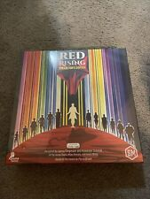Red Rising Board Game Collectors Edition First printing Stonemaier New in hand.