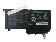 New listing Genuine Pa5107U-1Brs Battery For Toshiba Satellite L45 L45D L50 L55 L55t P50 P55