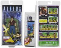 "Ripley 7"" Kenner Tribute Action Figure NECA Alien Day Aliens Official New UK"