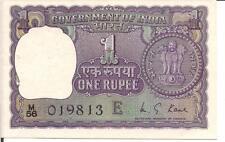 INDIA, 1 RUPEE, P#77l, 1973,aUNC