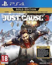 Just Cause 3 Gold Edition (PS4) Nuevo Sellado