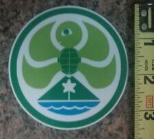 Hawaiian Island Creations HIC Honu Tortuga Surf Decal Sticker Quality Gloss NEW!