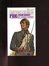 FOX - # 2, PRIZE MONEY,  Adam Hardy (RN Napl sea novel)  1st  US SB  VG