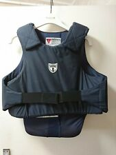 Phoenix Tipperary Navy Body Protector. Size Large *NEW*