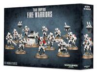 Fire Warriors Squad Tau Empire Warhammer 40K NIB Flipside