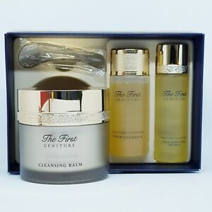 O HUI The First Geniture Cleansing Balm 100ml Special Set Moisturizing K-Beauty