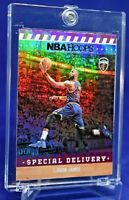 LEBRON JAMES SPECIAL DELIVERY RAINBOW REFRACTOR RARE SP INSERT CAVALIERS LEGEND