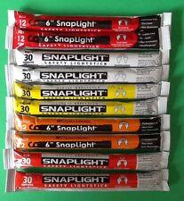 10 Cyalume SnapLight Variety 10 Pack Emergency Lightsticks Prepper Blackouts