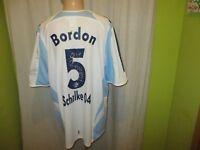 "FC Schalke 04 Adidas Auswärts Trikot 2005/06 ""VICTORIA"" + Nr.5 Bordon Gr.XXL"