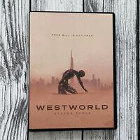 Westworld Season 3 (3-Discs,Region,DVD) US Seller Fast Shipping USPS First Class