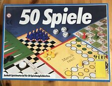 Spielesammlung 50 Spielmöglichkeiten Familienspiel Brettspiel