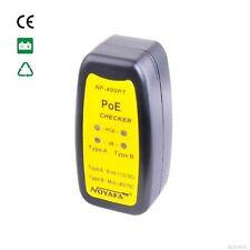NOYAFA POE Tester NF-400PT 802.3af/802.at PoE Power over Ethernet Tester RJ45