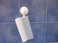 NEU AquaBlade Duschabzieher hochwertige Silikonlippe Doppelseitig verwendbar
