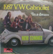 """7"""" 1972 MEGA RARE ! NEW COMMIX 1957 VW Cabriolet /VG++"""