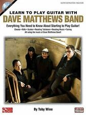 Learn to Play Guitar With Dave Matthews Band: Everything You Need to Know About
