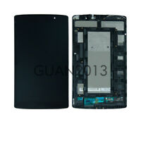 YES For Verizon LG G Pad X 8.3 VK815 VK-815 LCD Screen + Touch Digitizer + Frame