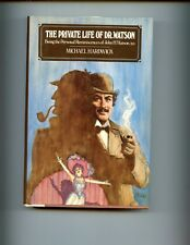 br- THE PRIVATE LIFE OF DR WATSON,  M Hardwick,( Sherlock)1st US, HBdj VG