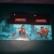 1x ELVES VS INVENTORS DECK BOXES - Duel Deck -  MTG - NM Magic the Gathering