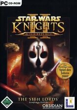 Star Wars-Knights of the Old Republic 2 II: the Sith Lords Kotor para PC nuevo