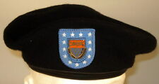 """US Army 36th Signal Battalion """"For The Commander"""" Insignia Badge DUI Beret"""