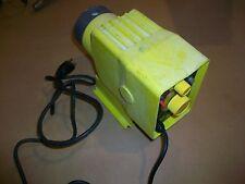LIQUID METRONICS Metering Pump A111-91D 80psi 24GPD output 115v