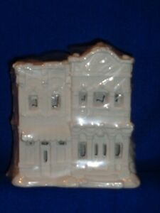 California Creations SE184 POLICE/LAWYER SEALED christmas village