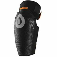 Pair Elbow Sixsixone Comp Am Bicycle Skateboard Protection Black