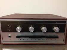 Rare Armstrong 521 Amplifier Made In England
