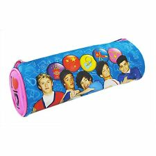 Joblot 48 x One Direction  1D Zip Fastened Barrel Pencil Case - Car Boot