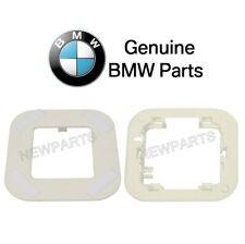 For BMW E46 323Ci 323i Pair Set of Upper & Lower Brackets for Alarm Control Unit