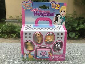 Animagic Rescue Hospital Serie 2 Mini Animal Cats & Dogs Toy Figures New