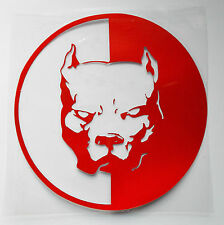 Sticker Pitbull Aufkleber Car-Styling JDM OEM