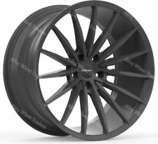 """Alloy Wheels 19"""" Torque For BMW E34 E60 E61 F11 F10 5 6 Series F13 F06 WR Grey"""