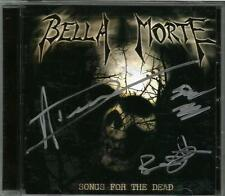 Songs for the Dead [EP] [EP] by Bella Morte (CD, Oct-2004, Metropolis)