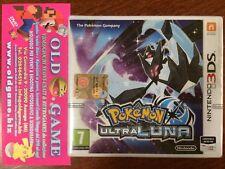 Pokemon ULTRA LUNA Nintendo 3DS anche 2DS,2DSXL,3DSXL,New3DS,New 3DS XL Italiano