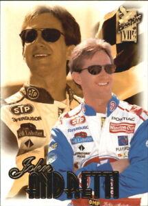 1999 VIP Auto Racing Card #s 1-50 +Rookies (A4645) - You Pick - 10+ FREE SHIP