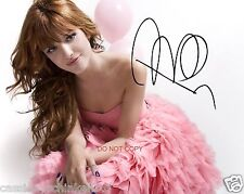 "Bella Thorne TV show Shake It Up 8x10"" Reprint Signed Photo #2 RP CeCe Jones"