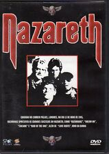dvd  NAZARETH LONDRA 1985 Edizione spagnola